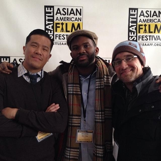 Inspirational Collaborations Christopher Woon-Chen, Demone Carter, and PCMuñoz